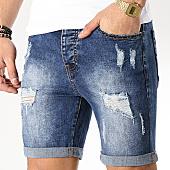 /achat-shorts-jean/lbo-short-jean-avec-dechirures-lb054-b11-bleu-medium-165422.html
