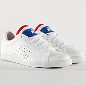 /achat-baskets-basses/le-coq-sportif-baskets-femme-agate-bbr-1910454-optical-white-165436.html