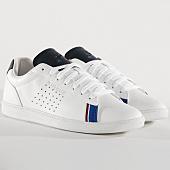 /achat-baskets-basses/le-coq-sportif-baskets-courtstar-sport-1910518-optical-white-dress-blue-165440.html