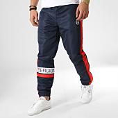 /achat-pantalons-joggings/sergio-tacchini-pantalon-jogging-a-bandes-cava-bleu-marine-rouge-165359.html