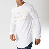 /achat-t-shirts-manches-longues/gianni-kavanagh-tee-shirt-manches-longues-oversize-box-gold-blanc-dore-165477.html