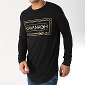 /achat-t-shirts-manches-longues/gianni-kavanagh-tee-shirt-manches-longues-oversize-box-gold-noir-dore-165482.html