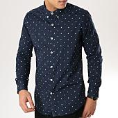 /achat-chemises-manches-longues/mtx-chemise-manches-longues-z228-bleu-marine-165455.html