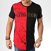 /achat-t-shirts-longs-oversize/mtx-tee-shirt-oversize-c3726-noir-rouge-165485.html