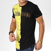 /achat-t-shirts-longs-oversize/mtx-tee-shirt-oversize-c3726-noir-jaune-165486.html