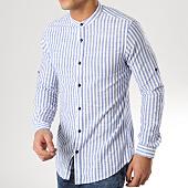 /achat-chemises-manches-longues/mtx-chemise-manches-longues-s7138-bleu-clair-blanc-165500.html