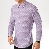/achat-chemises-manches-longues/mtx-chemise-manches-longues-z229-rouge-bleu-marine-165505.html