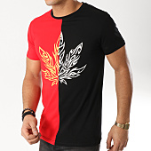 /achat-t-shirts/mtx-tee-shirt-c3723-noir-rouge-165526.html
