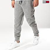 /achat-pantalons-joggings/tommy-hilfiger-jeans-pantalon-jogging-0977-gris-chine-165537.html