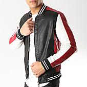 /achat-vestes/mtx-veste-zippee-857-noir-blanc-bordeaux-165550.html