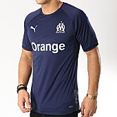 /achat-t-shirts/puma-tee-shirt-de-sport-om-pro-754649-bleu-marine-165624.html