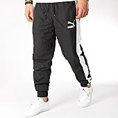 /achat-pantalons-joggings/puma-pantalon-jogging-iconic-577978-noir-blanc-165641.html