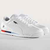/achat-baskets-basses/puma-baskets-bmw-motorsport-roma-306195-04-white-165656.html