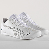 /achat-baskets-basses/puma-baskets-bmw-motorspot-drift-cat-ultra-5-ii-306421-02-white-165658.html