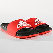/achat-claquettes-sandales/adidas-claquettes-adilette-comfort-f34722-rouge-noir-165752.html