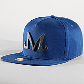 /achat-snapbacks/dragon-ball-z-casquette-snapback-majin-vegeta-metal-badge-bleu-roi-165674.html