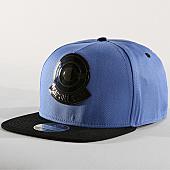 /achat-snapbacks/dragon-ball-z-casquette-snapback-capsule-corp-metal-badge-bleu-clair-noir-165675.html