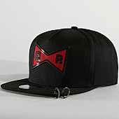 /achat-snapbacks/dragon-ball-z-casquette-snapback-red-ribbon-metal-noir-165676.html