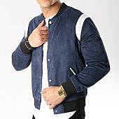 /achat-vestes/frilivin-veste-qq527-bleu-marine-blanc-165712.html