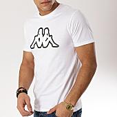 /achat-t-shirts/kappa-tee-shirt-logo-ofena-304ppn0-blanc-165810.html