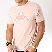 /achat-t-shirts/kappa-tee-shirt-logo-ofena-304ppn0-rose-165813.html