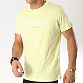 /achat-t-shirts/pepe-jeans-tee-shirt-eggo-jaune-165677.html