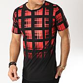 /achat-t-shirts/berry-denim-tee-shirt-jak-092a-noir-rouge-165866.html
