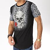 /achat-t-shirts-longs-oversize/berry-denim-tee-shirt-oversize-jak-086-noir-gris-serpent-165903.html