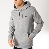 /achat-sweats-capuche/calvin-klein-sweat-capuche-0497-gris-chine-165920.html