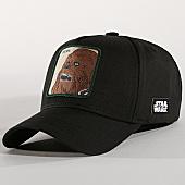 /achat-casquettes-de-baseball/star-wars-casquette-chewie-noir-165934.html
