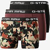 /achat-boxers/g-star-lot-de-3-boxers-d13388-a314-noir-bordeaux-camouflage-165858.html