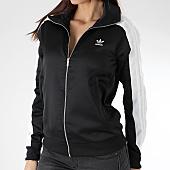 /achat-vestes/adidas-veste-zippee-a-bandes-femme-track-top-du9718-noir-blanc-165948.html