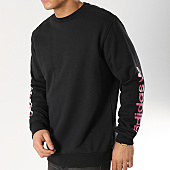 /achat-sweats-col-rond-crewneck/adidas-sweat-crewneck-graphic-dv2037-noir-rose-166024.html