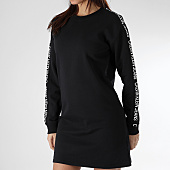 /achat-robes/calvin-klein-robe-sweat-femme-institutionnal-track-logo-0399-noir-166036.html