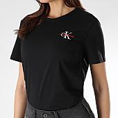 /achat-t-shirts/calvin-klein-tee-shirt-femme-monogram-embroidery-0581-noir-166051.html