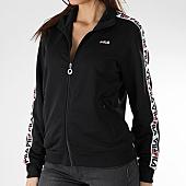 /achat-vestes/fila-veste-zippee-avec-bandes-femme-talli-687069-noir-165997.html