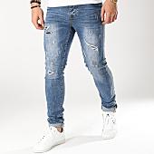 /achat-jeans/terance-kole-jean-skinny-avec-bandes-72268-bleu-denim-165982.html