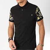 /achat-polos-manches-courtes/versace-jeans-polo-manches-courtes-mix-b3gta7p7-36610-noir-renaissance-166072.html