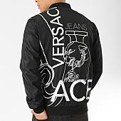 /achat-vestes/versace-jeans-veste-zippee-print-6-c1gtb940-29134-noir-blanc-166082.html