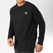 /achat-sweats-col-rond-crewneck/adidas-sweat-crewneck-essential-dv1600-noir-166133.html