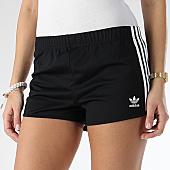 /achat-shorts-jogging/adidas-short-jogging-femme-3-stripes-dv2555-noir-blanc-166135.html