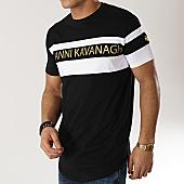 /achat-t-shirts-longs-oversize/gianni-kavanagh-tee-shirt-oversize-gold-asymetric-noir-dore-166215.html