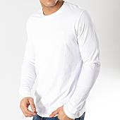 /achat-t-shirts-manches-longues/hugo-by-hugo-boss-tee-shirt-manches-longues-derol-50393318-blanc-166129.html