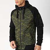 /achat-sweats-zippes-capuche/venum-sweat-zippe-capuche-tramo-20-03602-vert-kaki-camouflage-noir-166206.html