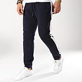 /achat-pantalons-joggings/antony-morato-pantalon-jogging-avec-bandes-abbigliamento-bleu-marine-blanc-166276.html
