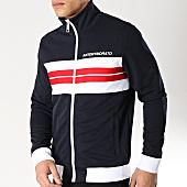 /achat-vestes/antony-morato-veste-zippee-tricolore-mmfl00497-bleu-marine-blanc-rouge-166277.html