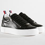 /achat-baskets-basses/antony-morato-baskets-mmfw01124-black-white-166283.html