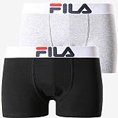 /achat-boxers/fila-lot-de-2-boxers-fu5042-noir-gris-chine-166378.html