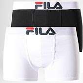 /achat-boxers/fila-lot-de-2-boxers-fu5042-blanc-noir-166401.html