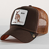 /achat-trucker/goorin-bros-casquette-trucker-roo-marron-166262.html